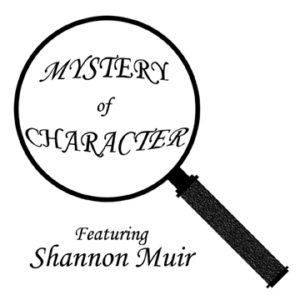 Mystery of Character Featuring Shannon Muir logo